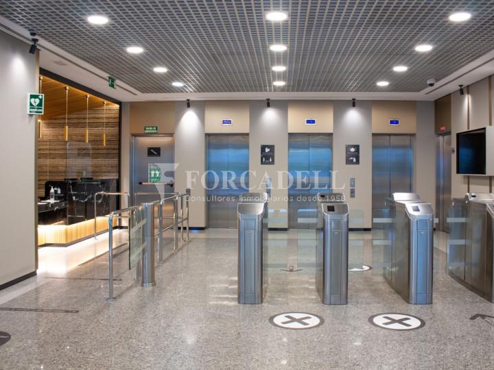 Oficina en alquiler en Fuencarral, parque empresarial Las Tablas.  14