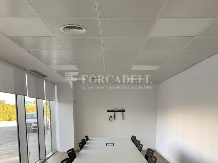 Oficina en alquiler en el edificio Barcelona Norte. Barberà del Vallés.  2