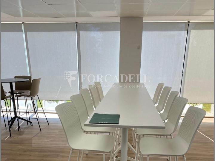 Oficina en alquiler en el edificio Barcelona Norte. Barberà del Vallés.  8