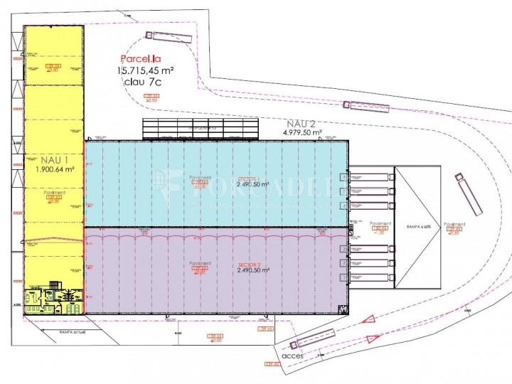 Nave logística en alquiler de 7.084 m² - Esparreguera, Barcelona 6