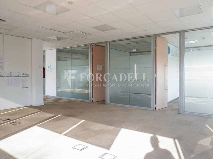 Oficina en lloguer al Parc Empresarial El Plantio, Madrid 12