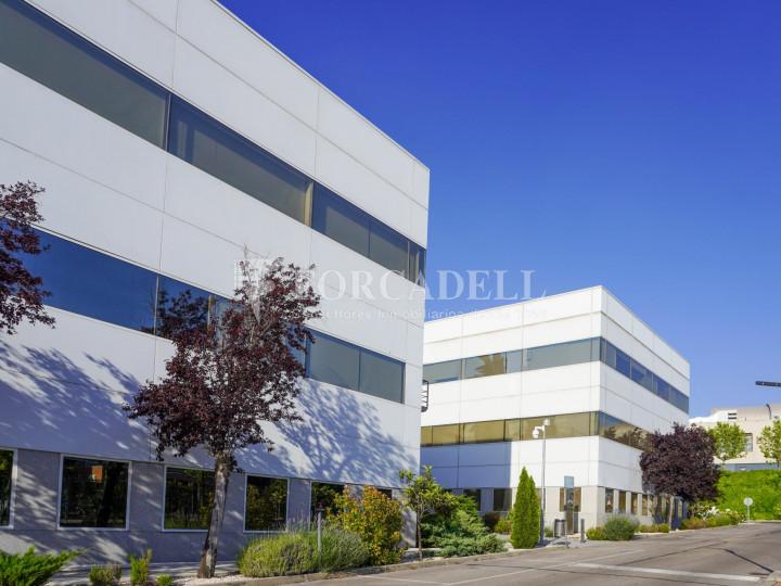 Oficina en lloguer al Parc Empresarial El Plantio, Madrid 26
