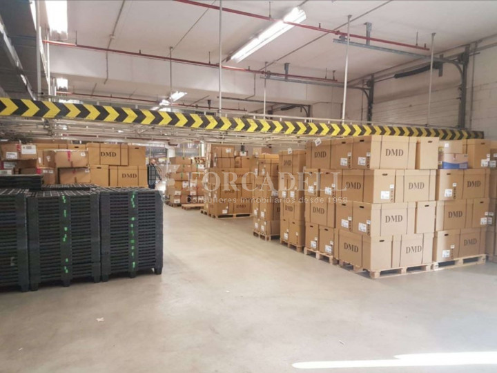 Nau logística en lloguer de 20.078 m² - Montmelo, Barcelona 5