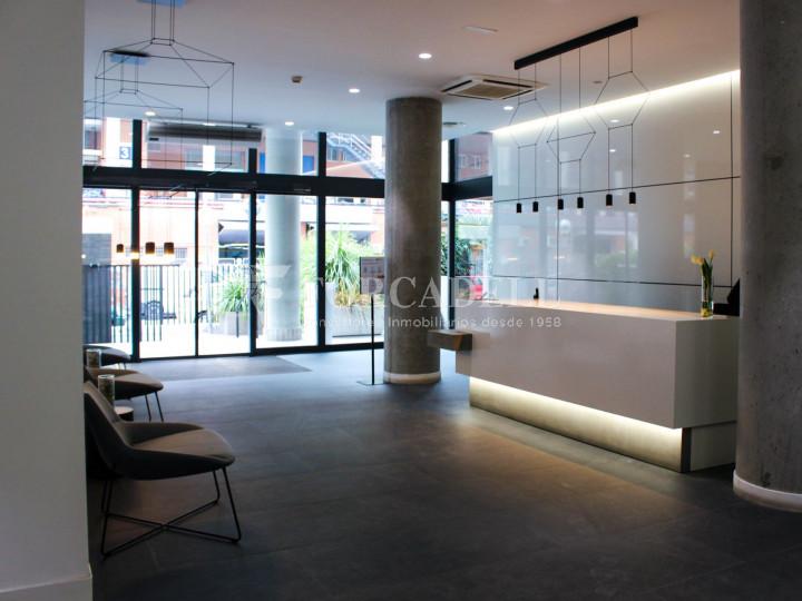 Oficina lluminosa de lloguer a Avinguda Manoteras, Madrid. 6