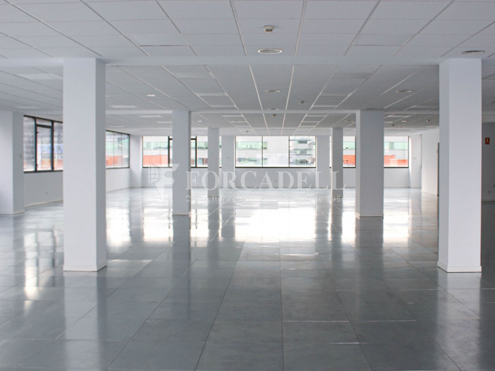 Oficina lluminosa de lloguer a Avinguda Manoteras, Madrid. 12