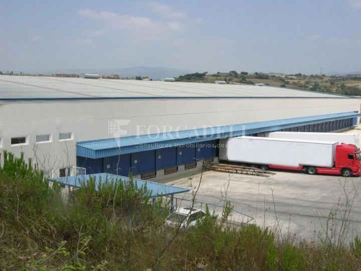 Nave logística en alquiler de 8.000 m² - Les Franqueses del Vallès.  1