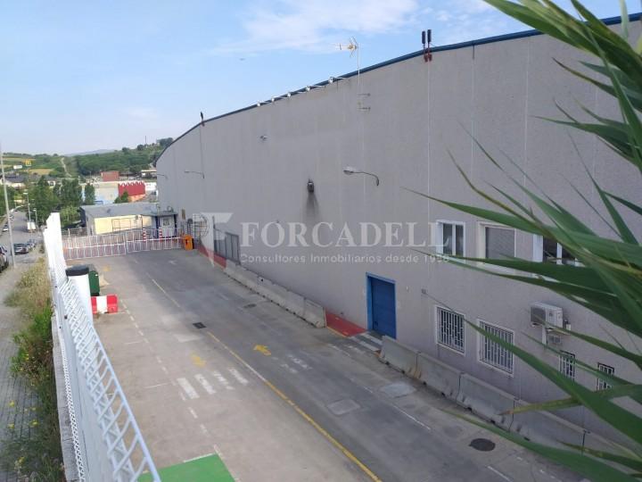 Nave logística en alquiler de 8.000 m² - Les Franqueses del Vallès.  2