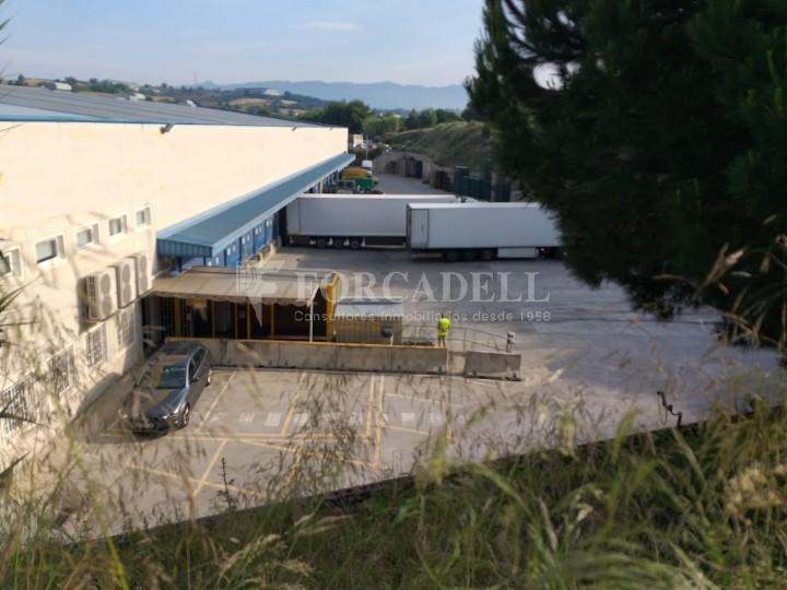 Nave logística en alquiler de 8.000 m² - Les Franqueses del Vallès.  3