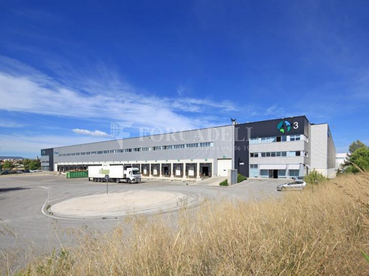 Nau logística en lloguer de 33.260 m² - La Granada del Penedes, Barcelona 1