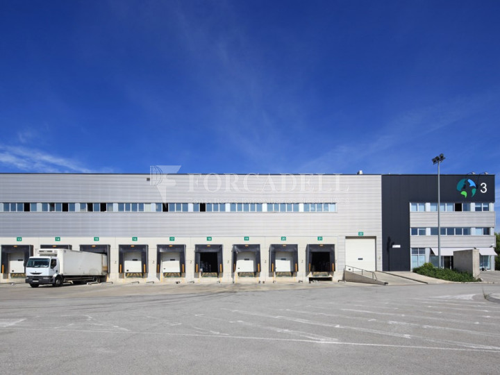 Nau logística en lloguer de 33.260 m² - La Granada del Penedes, Barcelona 25