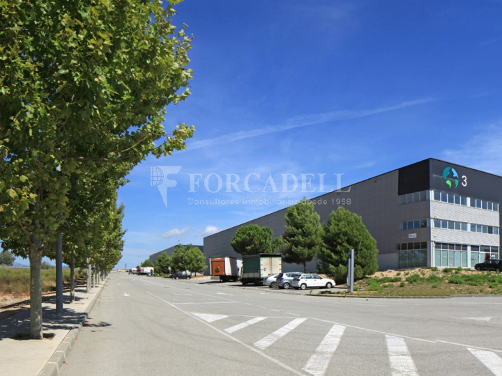 Nau logística en lloguer de 33.260 m² - La Granada del Penedes, Barcelona 27