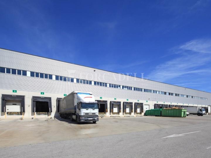 Nau logística en lloguer de 33.260 m² - La Granada del Penedes, Barcelona 33