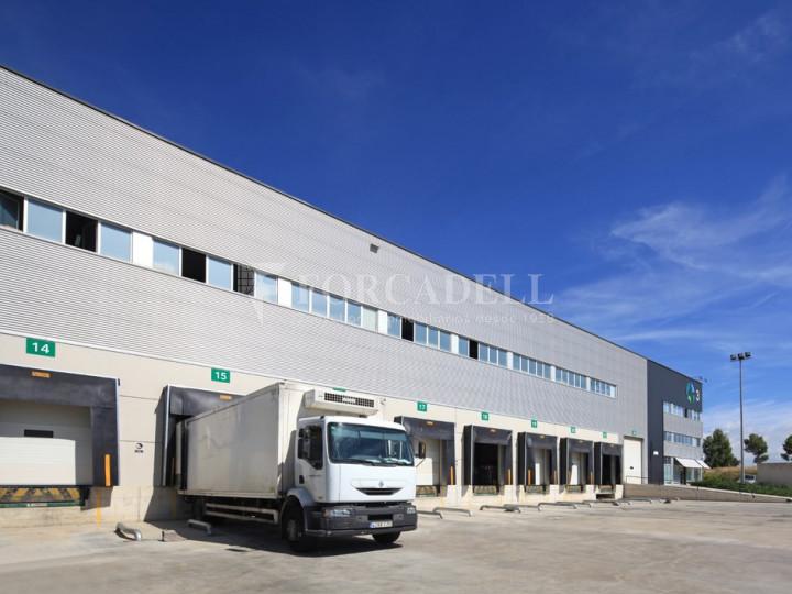 Nau logística en lloguer de 33.260 m² - La Granada del Penedes, Barcelona 35
