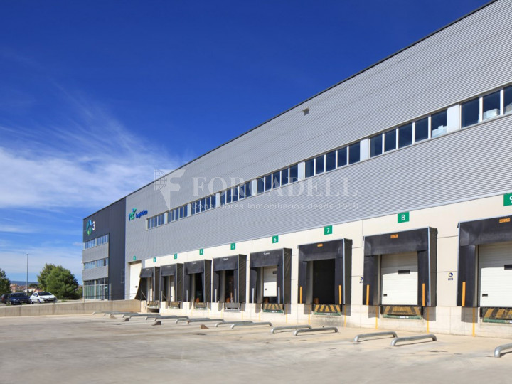 Nau logística en lloguer de 33.260 m² - La Granada del Penedes, Barcelona 38