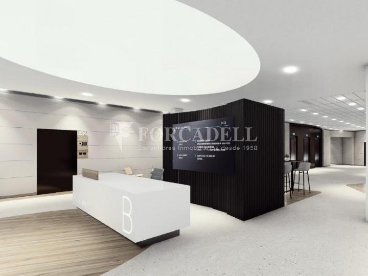 Oficina en lloguer al Prat del Llobregat.  4