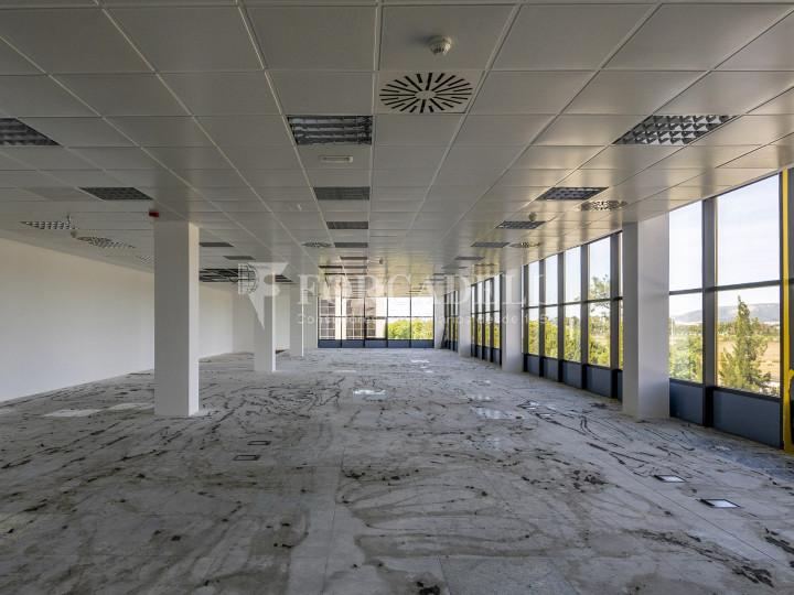 Oficina en lloguer al Prat del Llobregat.  13