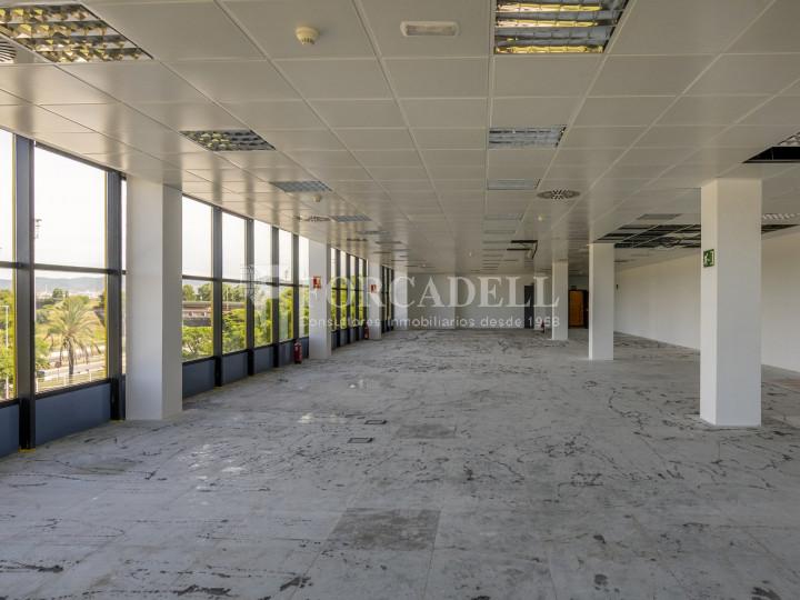 Oficina en lloguer al Prat del Llobregat.  21