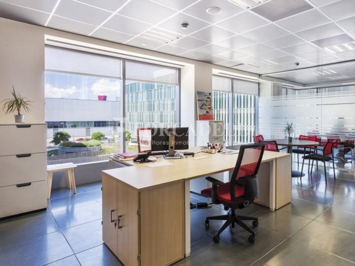 Oficina en lloguer a l'exclusiva Torre Auditori. BCN Fira District. 1