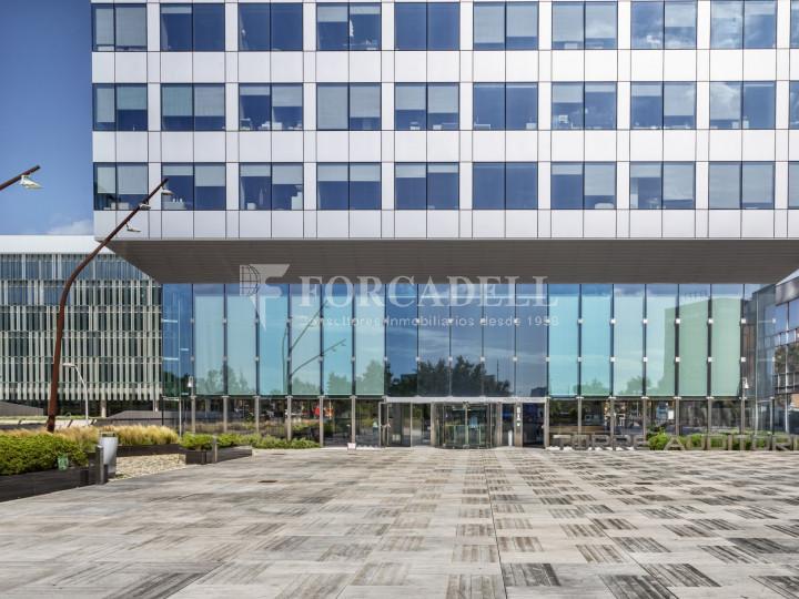 Oficina en lloguer a l'exclusiva Torre Auditori. BCN Fira District. 6