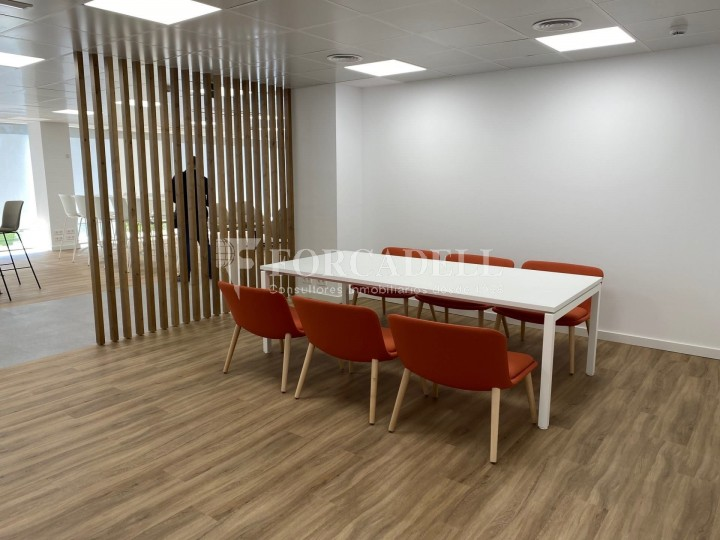 Oficina de lloguer a l'edifici Barcelona Norte. Barberà de Vallès.   3
