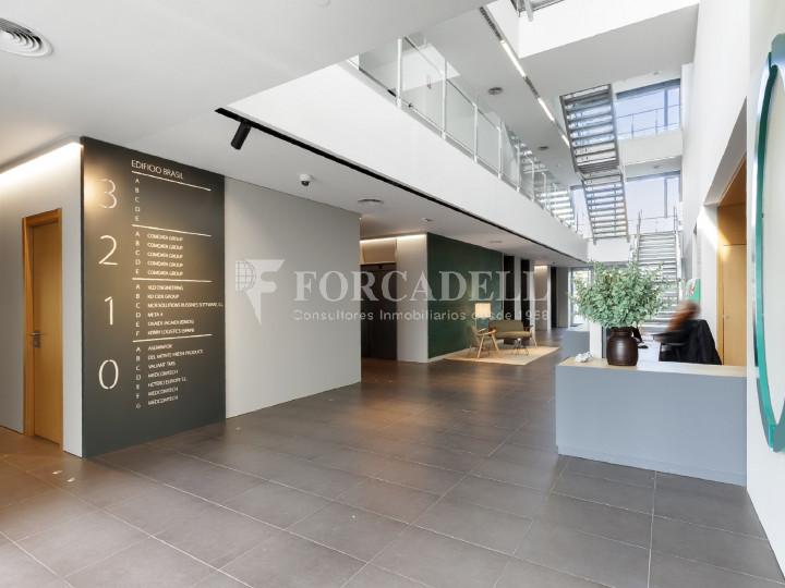 Oficina en lloguer ubicada a Viladecans Business Park. 10