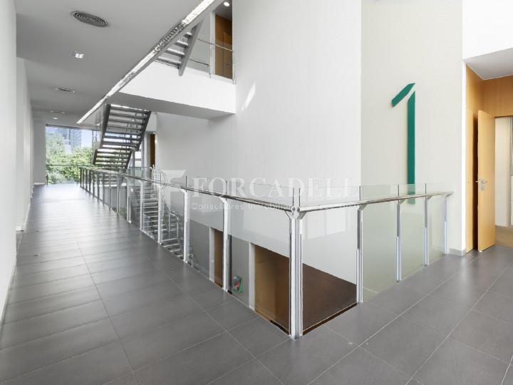 Oficina en lloguer ubicada a Viladecans Business Park. 14