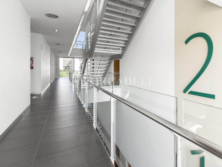 Oficina en lloguer ubicada a Viladecans Business Park. 15