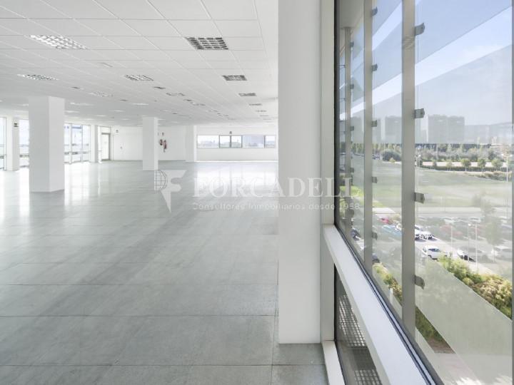 Oficina en lloguer ubicada a Viladecans Business Park. 17