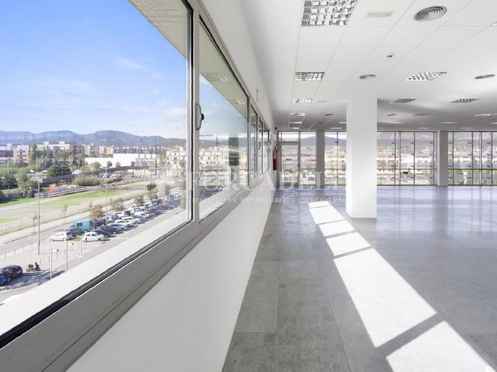 Oficina en lloguer ubicada a Viladecans Business Park. 22