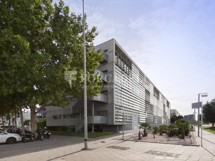 Oficina en lloguer ubicada a Viladecans Business Park. 29