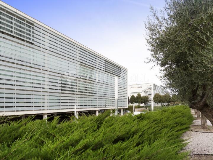 Oficina en lloguer ubicada a Viladecans Business Park. 33