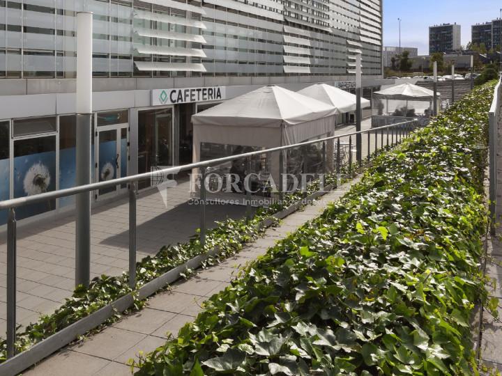 Oficina en lloguer ubicada a Viladecans Business Park. 36