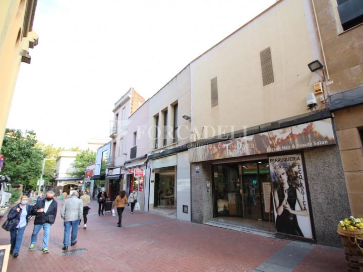Local comercial situat en ple centre de la ciutat de Terrassa. Barcelona. 9