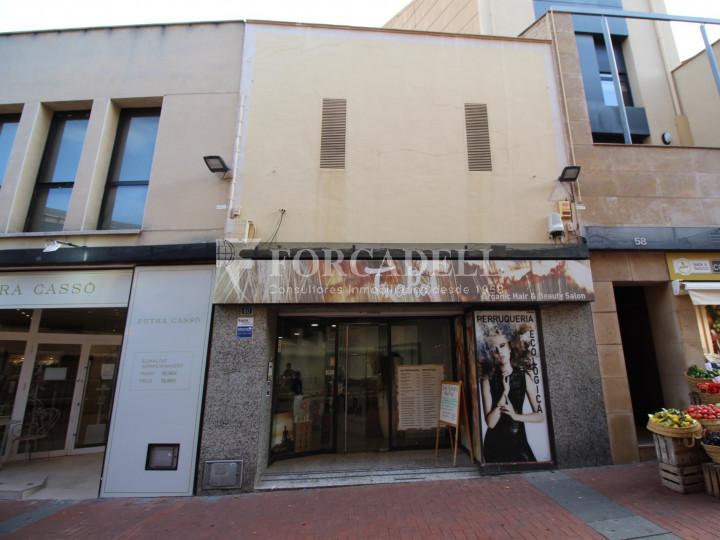 Local comercial situat en ple centre de la ciutat de Terrassa. Barcelona. 2