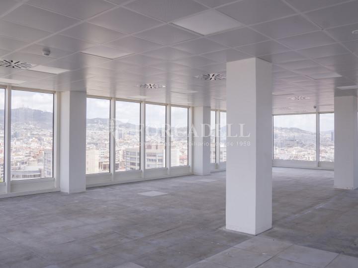 Oficina en lloguer a prop de l'estació de Sants. C. Tarragona 1