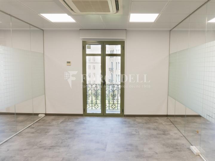 Oficina en lloguer a l'emblemàtic Passeig de Gràcia. Barcelona 15