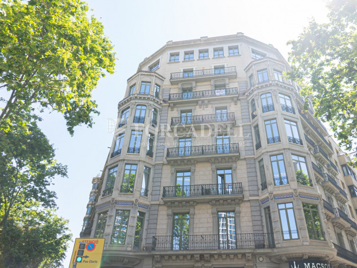 Oficina en lloguer a l'emblemàtic Passeig de Gràcia. Barcelona 17