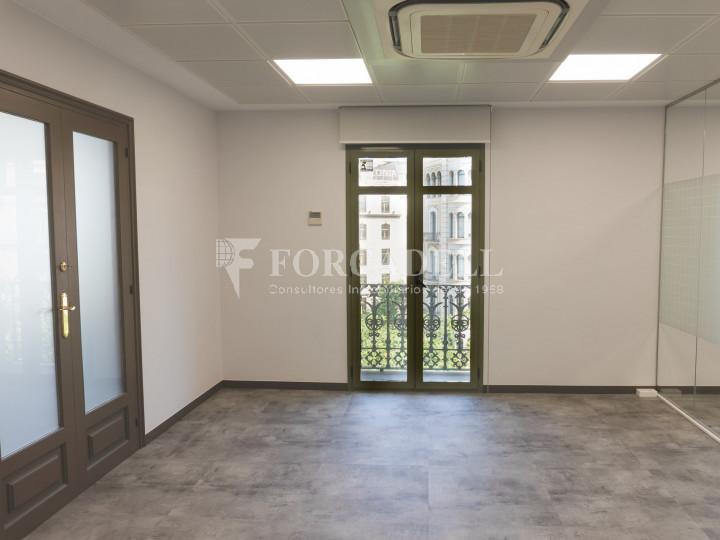Oficina en lloguer a l'emblemàtic Passeig de Gràcia. Barcelona 3