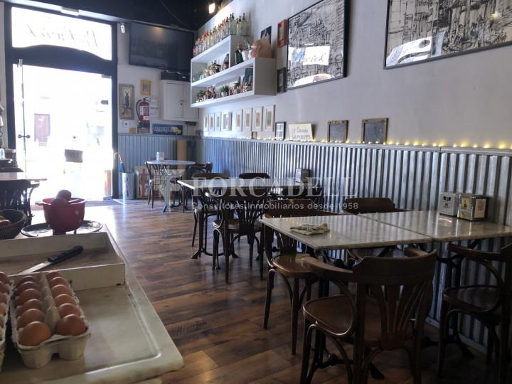Local comercial amb llicència C-2 situat al districte de Sants-Montnuïc, al barri de Sants. Barcelona. 5