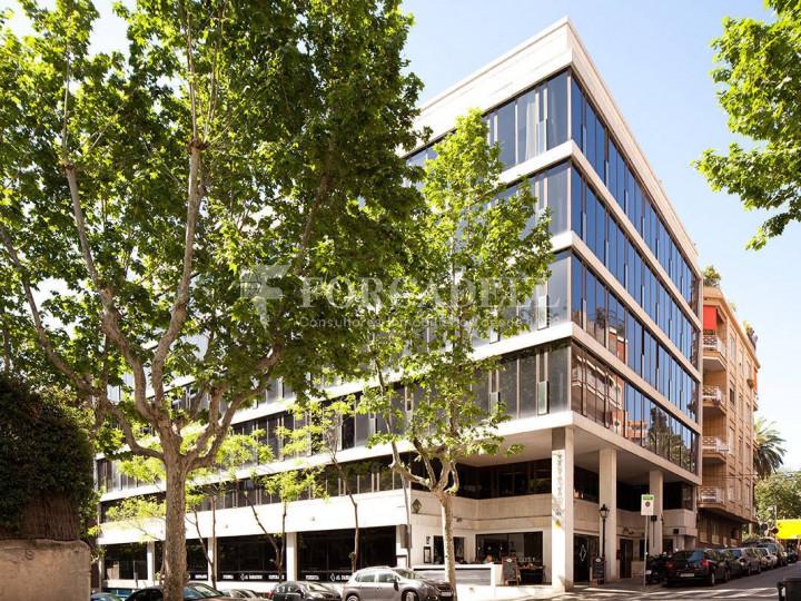 Oficina disponible en lloguer a Sarrià-Sant Gervasi. Barcelona. 1