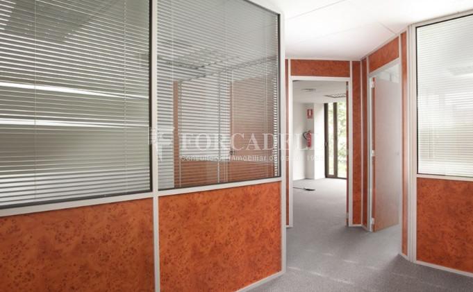 Oficina disponible en lloguer a Sarrià-Sant Gervasi. Barcelona. 2