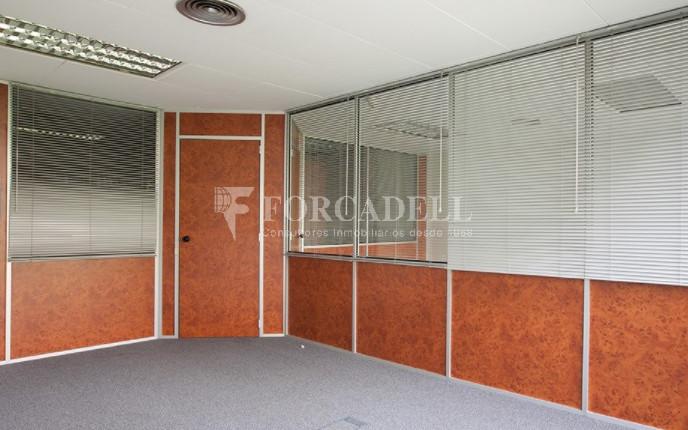 Oficina disponible en lloguer a Sarrià-Sant Gervasi. Barcelona. 5