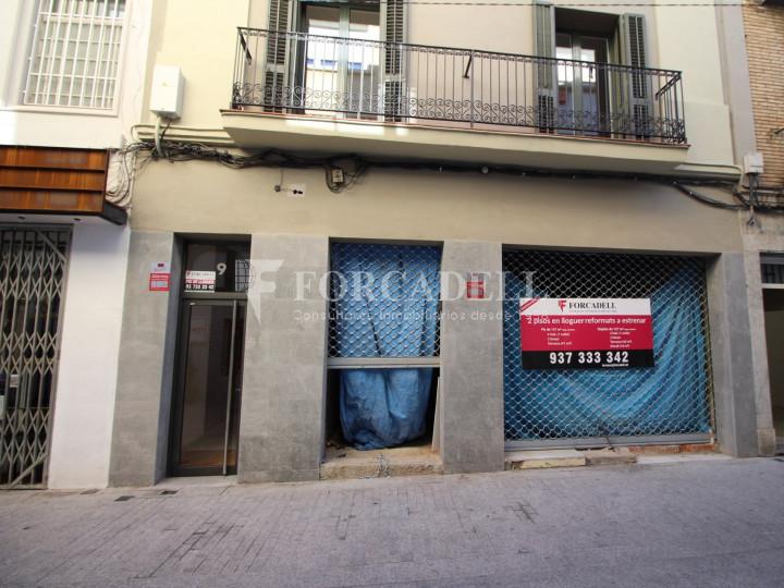 Local comercial situat al Centre de Sabadell. Barcelona. 1