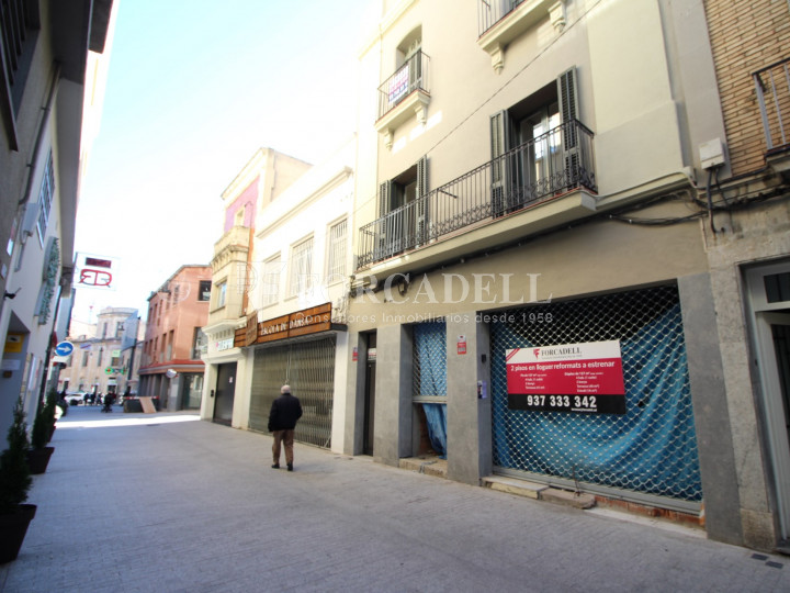 Local comercial situat al Centre de Sabadell. Barcelona. 9