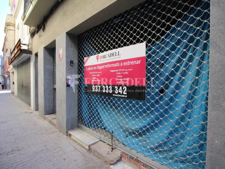 Local comercial situat al Centre de Sabadell. Barcelona. 12