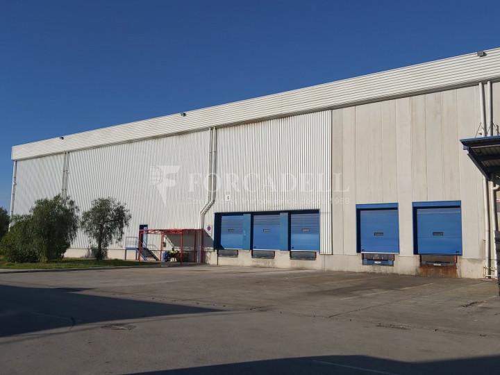 Nave logística en alquiler de 3.280 m² - Barcelona. 1