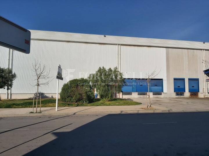 Nave logística en alquiler de 3.280 m² - Barcelona. 8