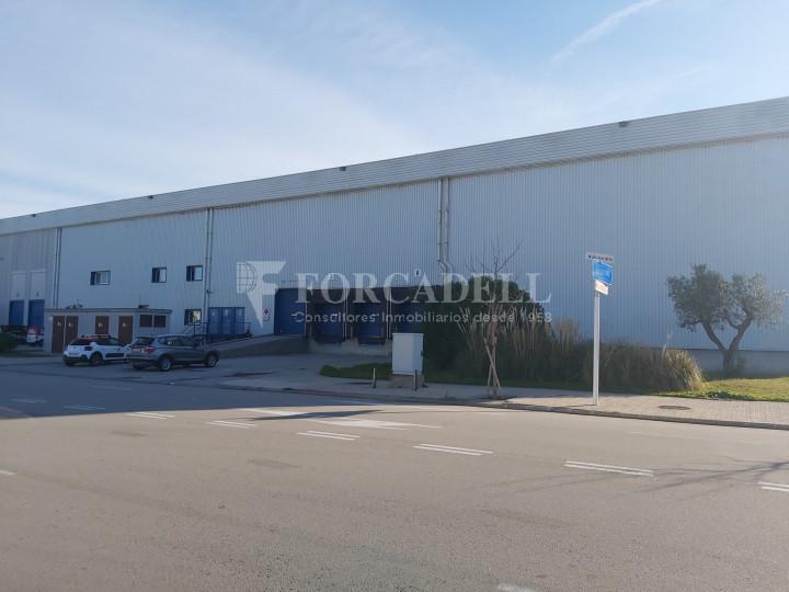 Nave logística en alquiler de 3.280 m² - Barcelona. 4