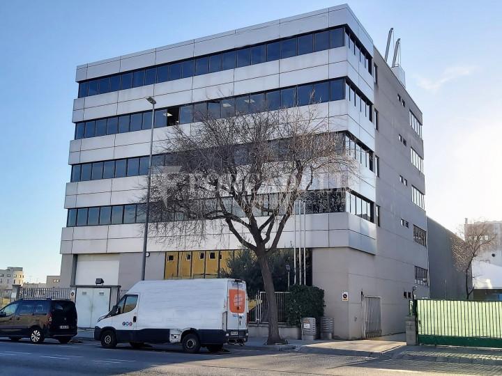 Edifici corporatiu en el lloguer de 3.654 m² - Hospitalet de Llobregat, Barcelona  13