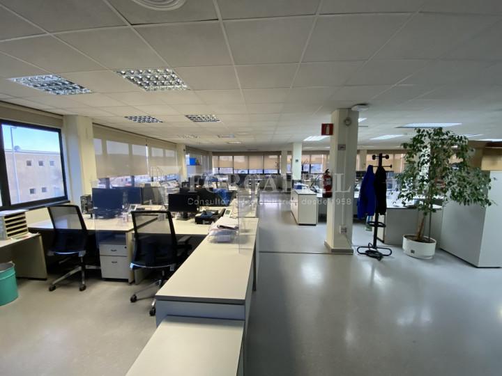Edifici corporatiu en el lloguer de 3.654 m² - Hospitalet de Llobregat, Barcelona  5